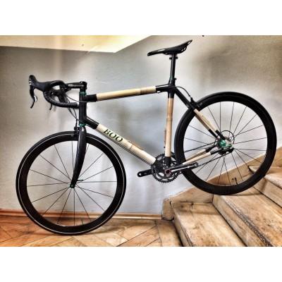 Straßenrad Bambus Carbon (JackWolf)