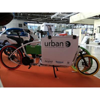 Lastenrad Urban-e