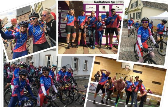Lila Logistik Charity Bike Cup 2017