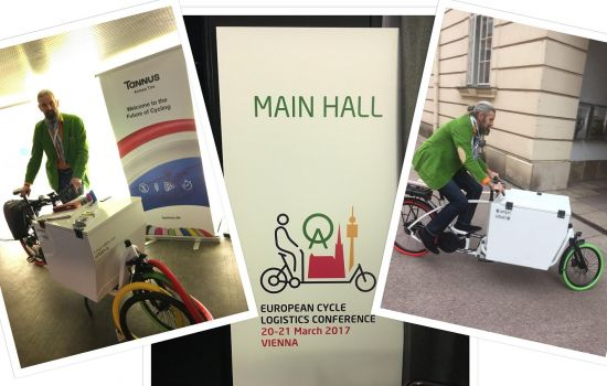 European Cycle Logistics Confernce Wien 2017