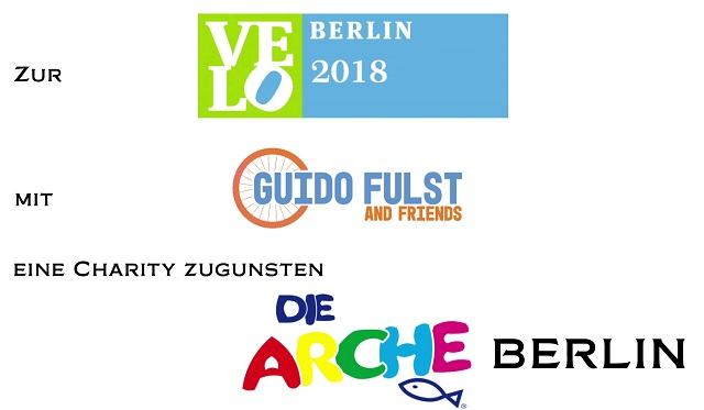 VELO Berlin 2018 - Guido Fulst & Friends